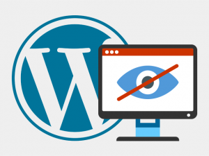 hide a wordpress post from search engines