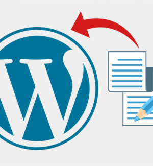 How to unpublish a post in WordPress