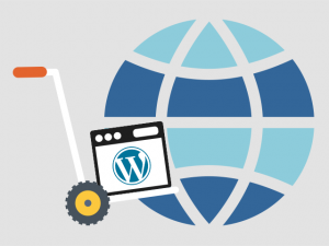 How to move a WordPress site from subdomain to root domain